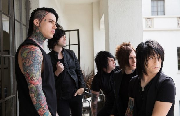 From prison to Falling in Reverse