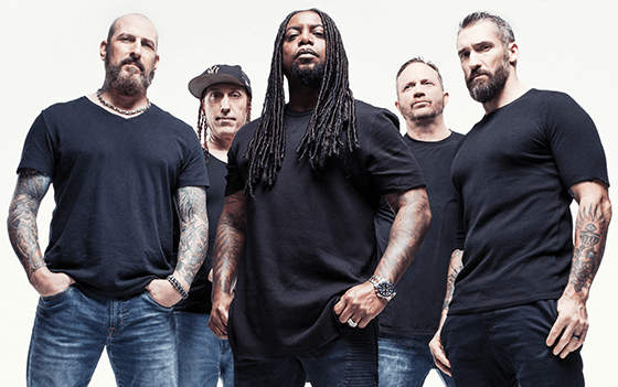 Sevendust… 21 years on the wave's crest